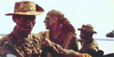 Dennis John O'Leary And Kit Carson Scouts