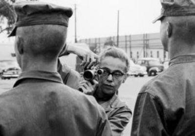 Dickey Chapelle, American Photojournalist