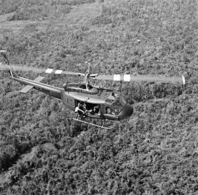 Iroquois Helicoper