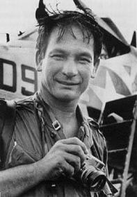 Photojournalist Henri Huet, KIA, Feb.10, 1971 Over Laos