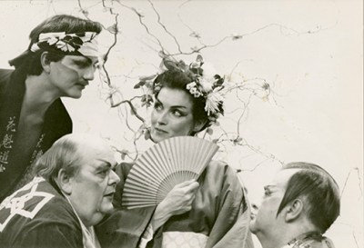 A Production Of The Mikado by Gilbert and Sullivan