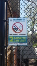 Hogle Zoo, Loading Zone