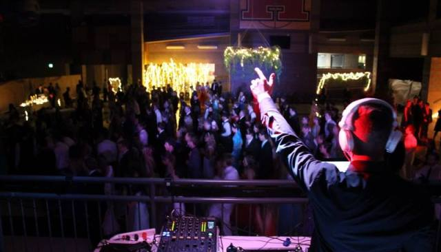 Salt Lake School DJ