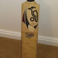 A Tribute To My Cricket Bat