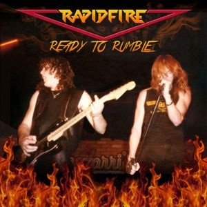 Rapidfire CD cover 4