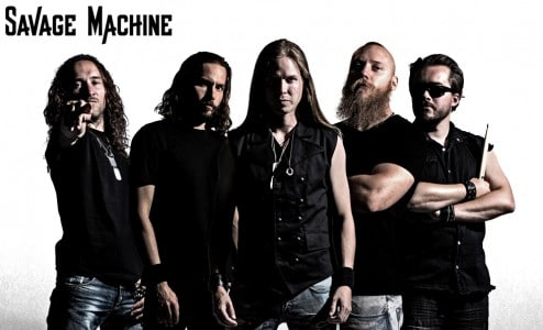 Savage Machine photo 2