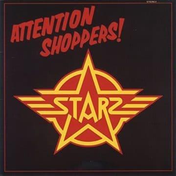 Starz: 'Attention Shoppers!' - Sleaze Roxx