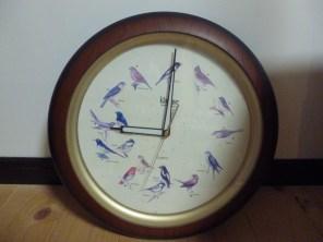 居間の時計