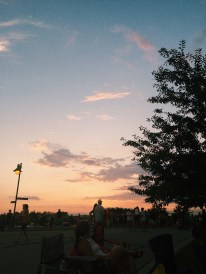 Sunset @ Saxony