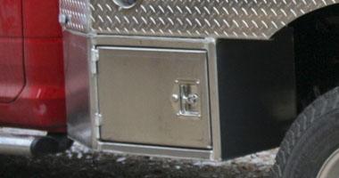 Short Box Flat Bed  SilverLake Manufacturing