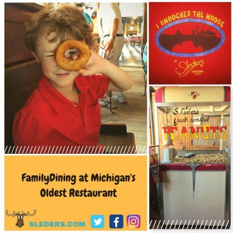 Family Dining at Michigan's Oldest Restaurant