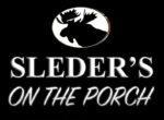 Sleder's On the Porch Logo