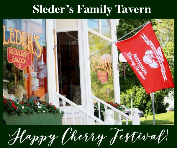 happy cherry fest from Sleder's