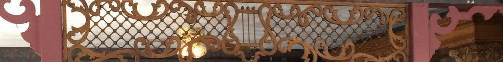 lattice banner