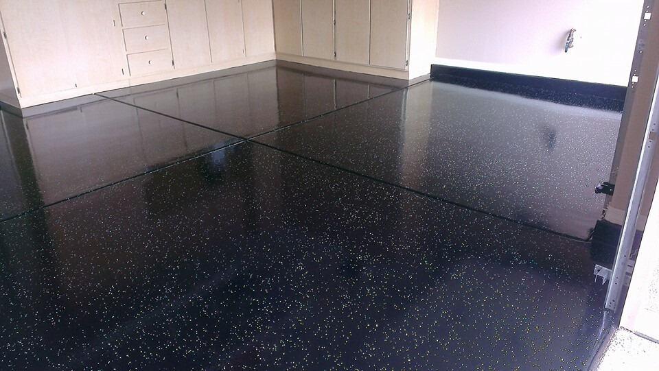 Specialty Floors  Garage Finish 2  Sledge Concrete Coatings
