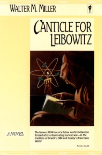 A Canticle for Leibwitz - Book Cover