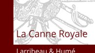 <p><em>La Canne Royale</em>, my translation into English of two French cane training manuals, has hit the virtual bookshelves and is available for purchase. If you are interested in the history of stick fighting or the early development of modern physical education, this is the book for you.</p> <p>Check out the book's page on the LongEdge Press website to find which online bookstores are carrying <em>La Canne Royale.</em></p> <p>Here's the blurb from the back of the book to whet your appetite.</p> <hr /> <blockquote><p>La Canne holds a unique position in the development of martial arts in the nineteenth century. It was at </p></blockquote> […]