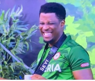 #BBNaija: Seyi breaks record wins Head of House for the third time and he's not sharing the luxury bedroom