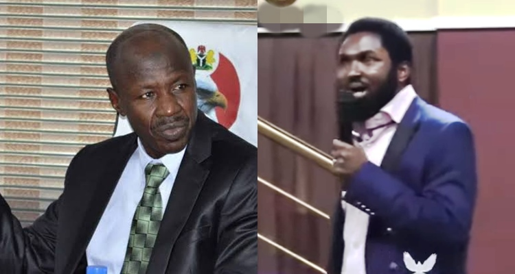 Magu's Pastor Speaks: Ibrahim Magu Is My Son, I Can't Deny Him
