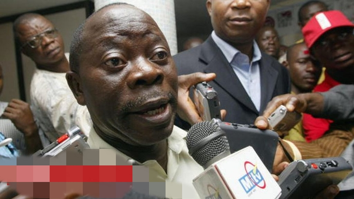I sold bad product to Edo people in 2016 – Oshiomhole,set to repair his mistakes