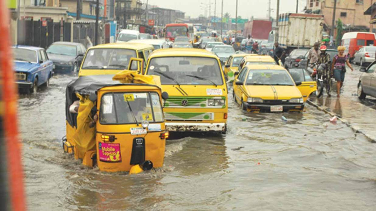 Massive floods coming to Lagos, others, agency warns
