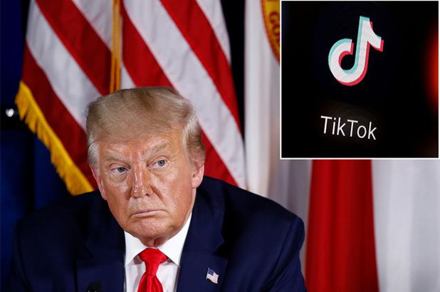 TikTok ban in US by trump