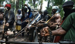 BREAKING: Panic as unknown men kill and cart away numerous bodies in Rivers community