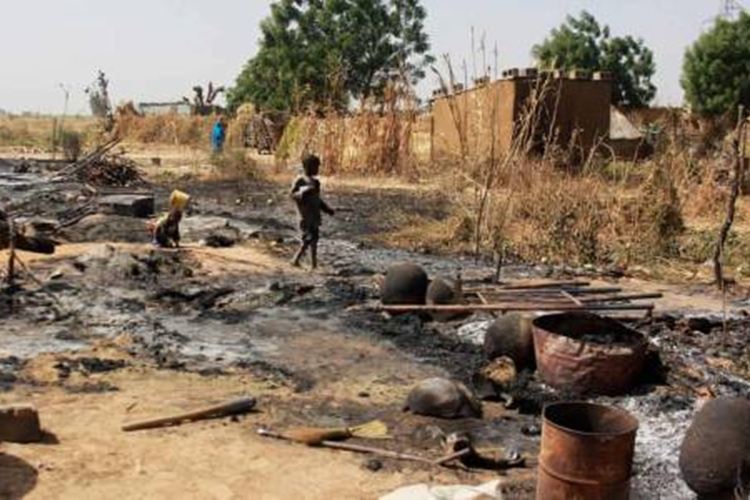 Women, Children Kidnapped In IDP Camp As Boko Haram Terrorists Go On Rampage In Niger