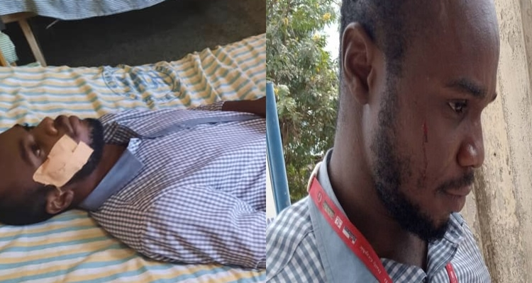 Ghanaian Students Beat WAEC Invigilators Over Strict Supervision