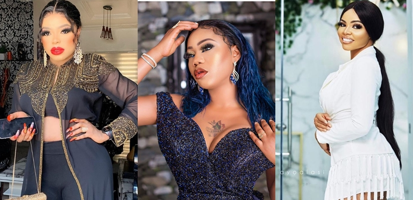 #BBNaija : Stay away from Nengi, she is not the cause of your frustration - Bobrisky ferociously attack Tiannah