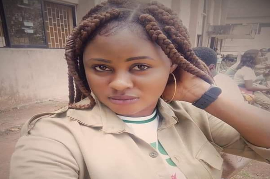 Corp member raped, assaulted and found dead in SARS custody