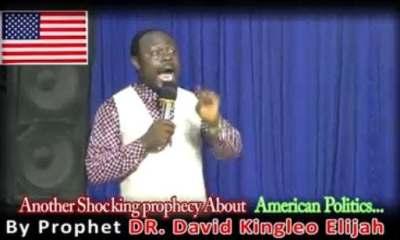 Pastor David Elijah