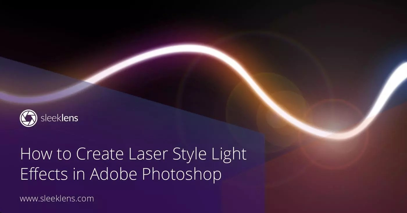 How to Create Light Laser Style Light Effects in Adobe