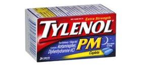 Tylenol PM Sleep Pills - Tylenol PM Side Effects - Tylenol ...