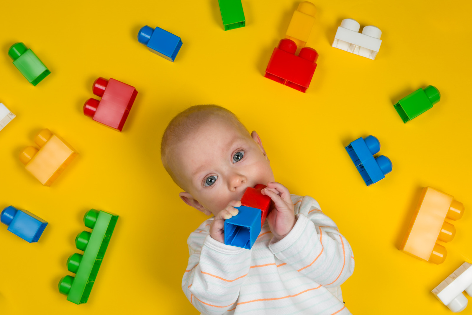 When Do Babies See Color? - SleepBaby.org