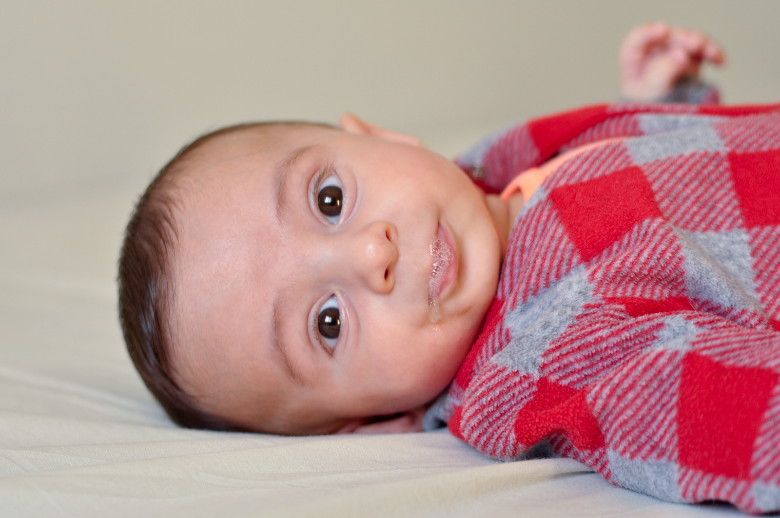 Why Do Babies Drool? Facts About Baby Saliva - SleepBaby.org