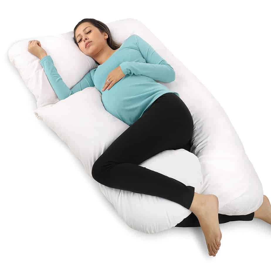 Full body pillow for pregnancy  Sleep Delivered