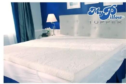 my pillow mattress topper review