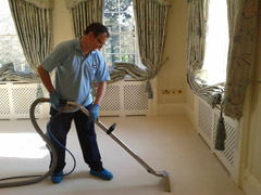 Richard from Sleephaven carpet cleaning