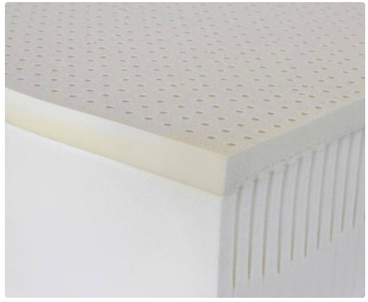 latex mattress itu0027s made wholly from latex foam in terms of feel it is almost as firm as memory foam but with a little more buoyancy