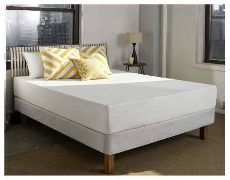 Sleep Innovations 10-Inch Memory Foam Mattress