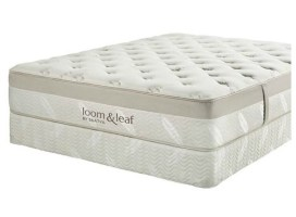 loom & leaf memory mattress