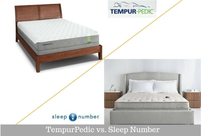 Tempurpedic Vs Sleep Number 1