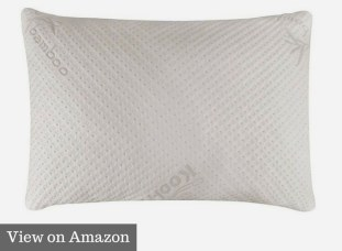 Snuggle-Pedic Bamboo Pillow Review