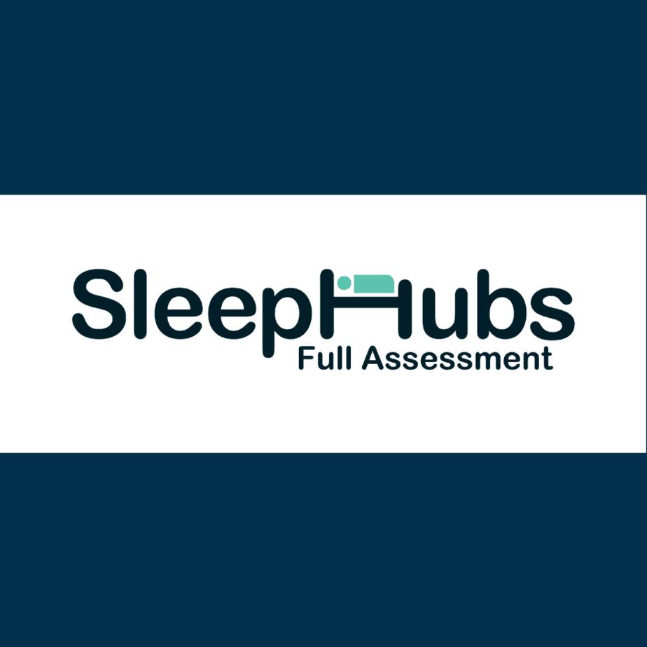 logo SleepHubs full sleep assessment