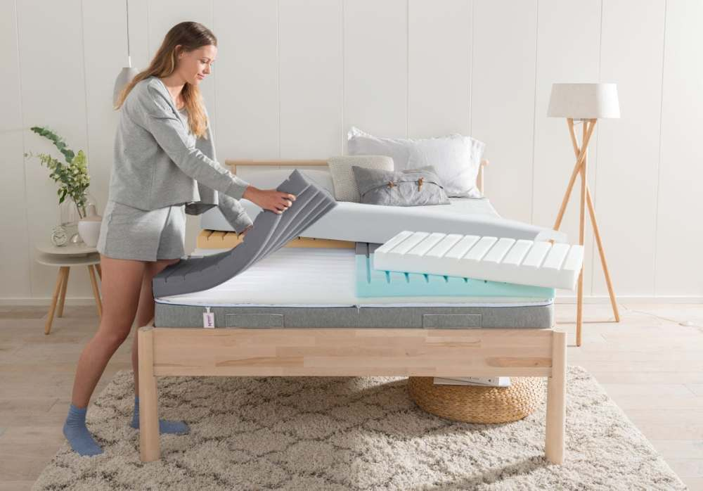 Tweak mattress inserts