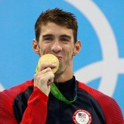 Michael Phelps has shared his depression problems. Depression is manageable