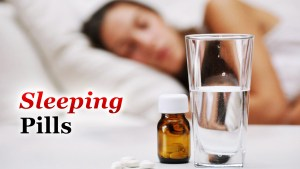 Insomnia and sleeping pills side effects