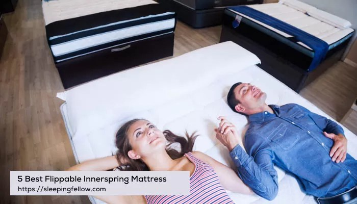 best flippable innerspring mattress