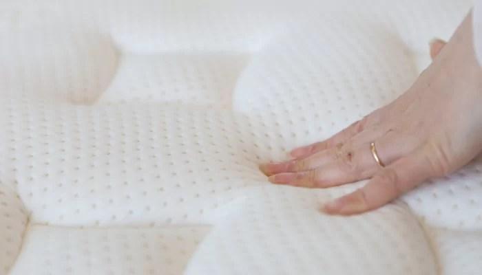 memory foam mattress expanding